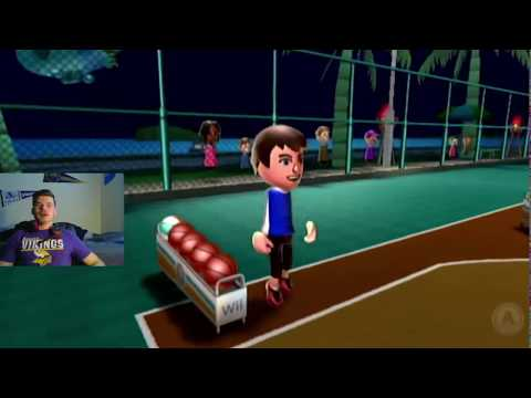3-Point Contest Perfect Game with the NEW Strat -Wii Sports Resort |
