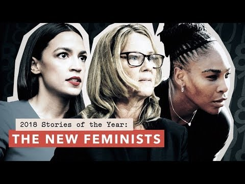 Alexandria Ocasio-Cortez, Serena Williams, and the women who changed 2018