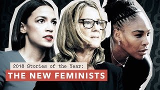 Alexandria Ocasio-Cortez, Serena Williams, and the women who changed 2018