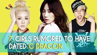7 girls g dragons rumored to have dated ep 28