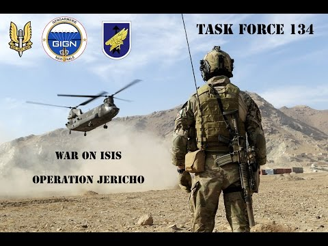 ARMA 3: War on ISIS - Operation Jericho - SOF Hostage Rescue in Iraq