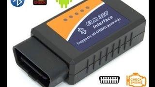 видео OBD адаптеры