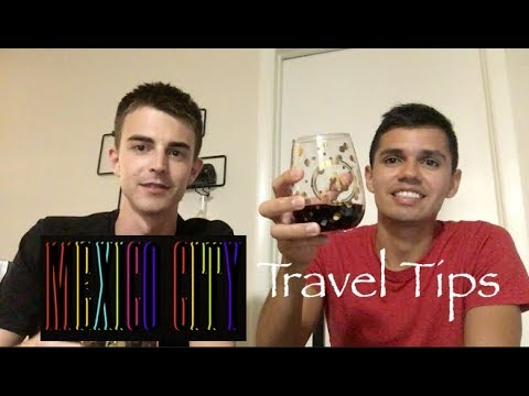 MEXICO CITY: 5 Travel Tips to Know Before You Go!