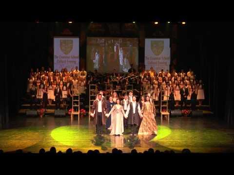the Grammar School Nicosia ,2014 Cultural Evening
