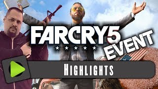 FAR CRY 5 ❇ Launch Event