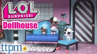 L.O.L. Surprise! House from MGA Entertainment