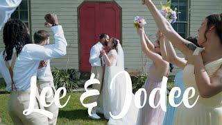 Lee & Jodee Wedding
