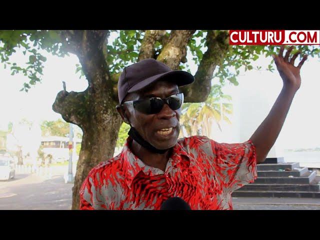 Surinamer Rendel Feller (activist);