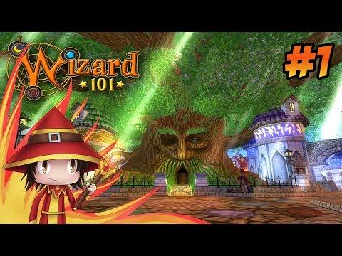 "Wizard101 Fire & Ice Walkthrough: ""FIRE HYPE!"" - Ep 1"