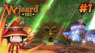 Wizard101 Fire & Ice Walkthrough: