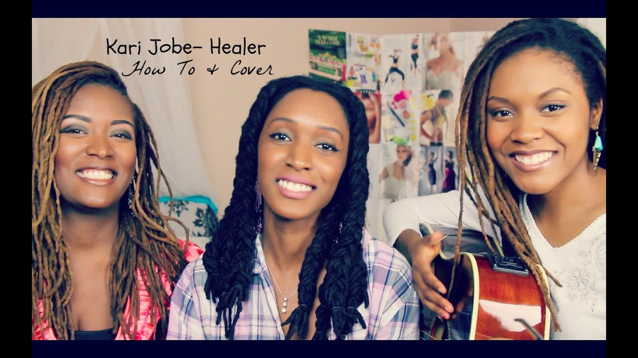 "Download ""Healer"" by Kari Jobe   How To & Cover   3B4JOY"
