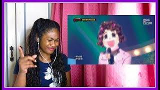 Sohyang - Mona Lisa - King of Mask Singer | Reaction