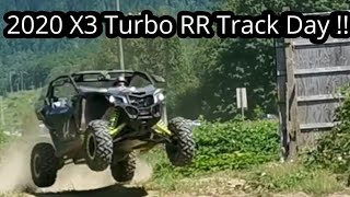 We take the X3 Turbo RR 2020 for a Real Track Test Drive!