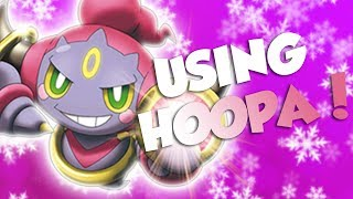 FIRST TIME USING HOOPA IN BATTLE!! *EPIC* - Pokemon Brick Bronze (Roblox)