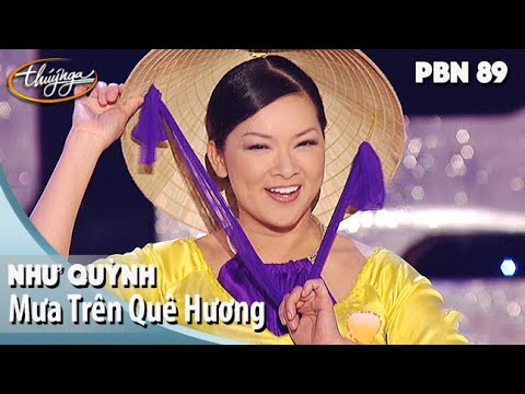 PBN 89 | Như Quỳnh – Mưa Trên Quê Hương