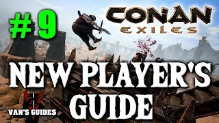 Conan Exiles Beginner's Guide #9 - All Crafting Stations Guide