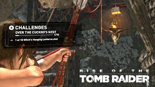 Rise of the Tomb Raider · Over the Cuckoo's Nest Challenge Walkthrough Video Guide (Baba Yaga D