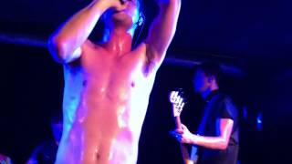 Panic! at the Disco - Miss Jackson @ Imperial Club, Berlin, Germany, 13/11/13 HD BRENDON SHIRTLESS