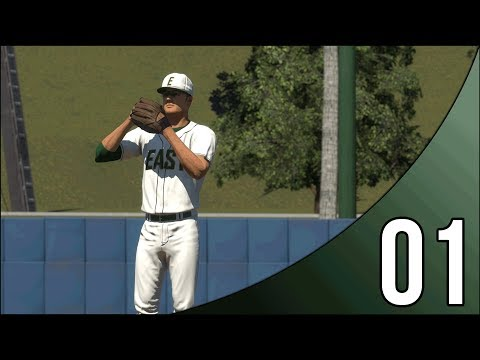 01 - JASON PARHAM'S ROAD TO THE SHOW! (MLB The Show 18 RTTS)