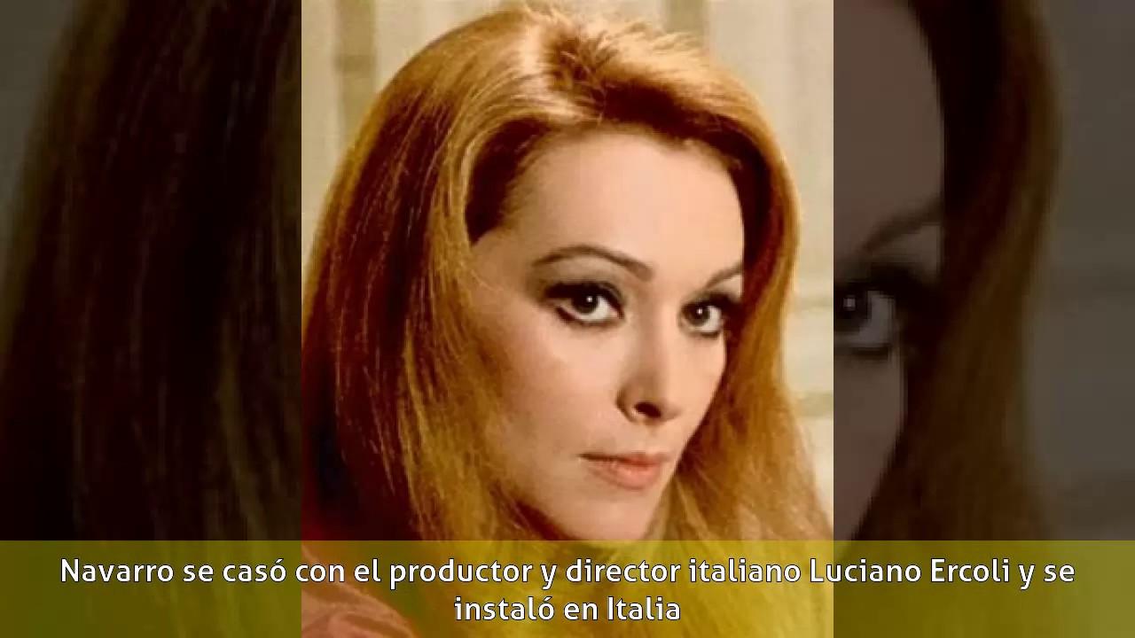 Nieves Navarro - Biografía - YouTube
