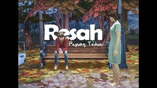 Payung Teduh - Resah (Animation Cover Video Clip)