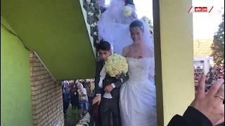 Bogdana izašla iz kuće u Cecinoj venčanici, sa Veljkom se uputila u Hram!