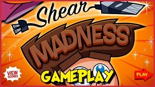 The Fairly OddParents | Shear Madness | Gameplay Video