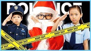 【なりきり】ポリスマンりんたん  サンタクロースからクリスマスプレゼントが貰えなかった理由は?!寸劇  ♥ -Bonitos TV- ♥ thumbnail