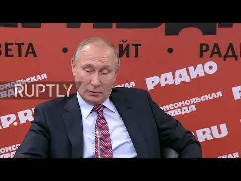 Russia: 'We know who's behind attacks on Russian bases. Not Turkey' - Putin