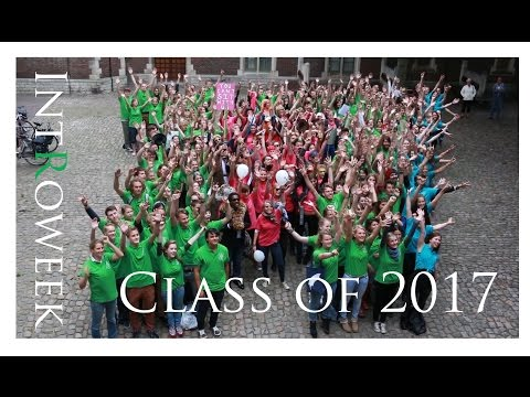 IntRoweek Special 2014 - Welcome to the Class of 2017!