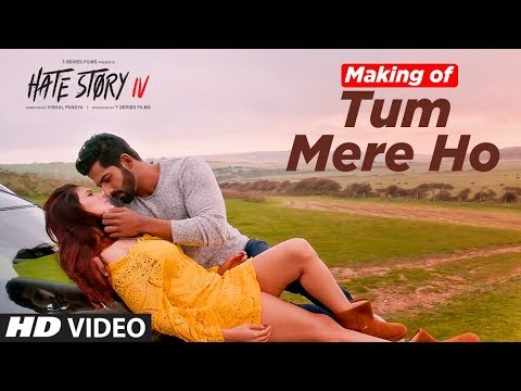 Making Of Tum Mere Ho Video Song | Hate Story IV
