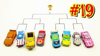 Cars 3 Toys Crazy 8 Demolition Derby Tournament vol 19 Patty Taco Cigalert Bill Superfly Airborne