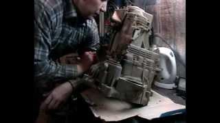ремонт и разборка коробки ВАЗ 2114