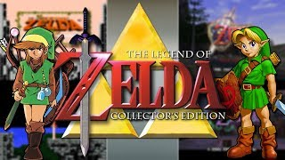 The ULTIMATE Zelda Collection! | The Legend of Zelda: Collector's Edition