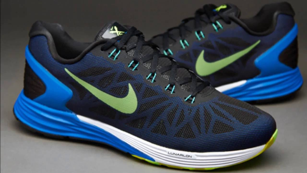 Nike Lunarglide 6 Top Best Running Shoes for Flat Feet - YouTube e37153e5ff4e