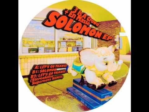 Download 3 Is A Crowd & En Masse - Solomon