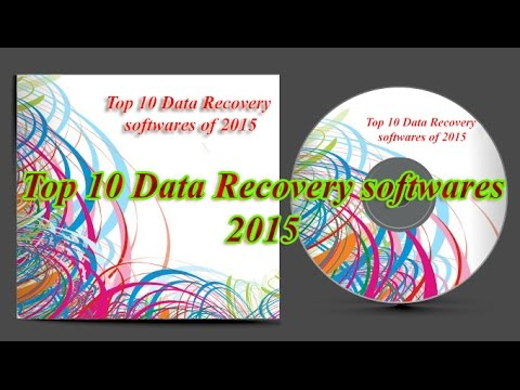 TOP 10 DATA RECOVERY SOFTWARE'S OF 2015 FREE DOWNLOAD FULL VERSION
