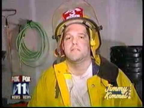 Pot House burns, Fireman inhales smoke