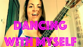 Dancing With Myself Ukulele Lesson Chords Billy Idol Nouvelle Vague