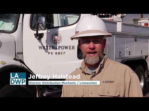 LADWP Electrical Distribution Mechanic/Lineworker