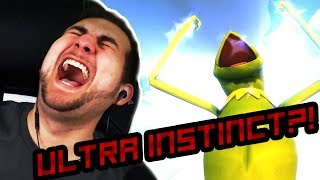 Kermit Goes... ULTRA INSTINCT?! WHAT?!? | Kaggy Reacts to Perfect Cell VS Sephiroth