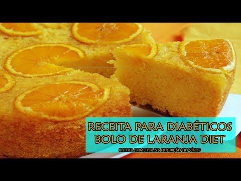 receita-para-diabéticos:-bolo-de-laranja-diet---o-melhor-cardapio-para-diabeticos