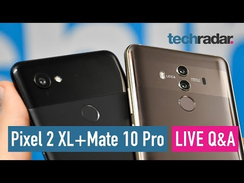 Download Youtube: Pixel 2 XL review + Mate 10 Pro Q&A - LIVE!