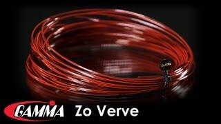 Gamma Zo Verve String Review
