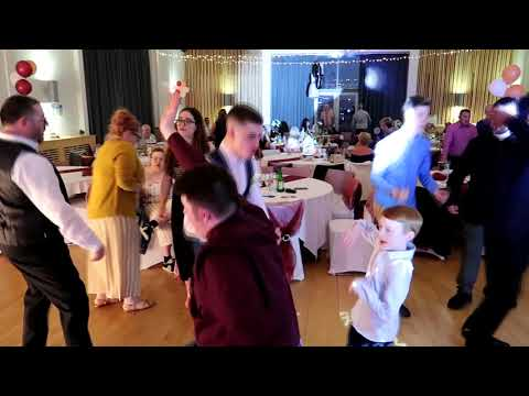 Wedding at Chi An Bobel, Heartlands and Silent Disco with SoundONE Cornwall Wedding DJ