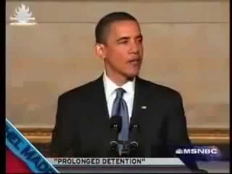 Obama Caught Explaining FEMA Death Camps and Coffin Liners