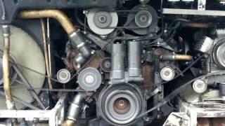 motor mercedes benz V6