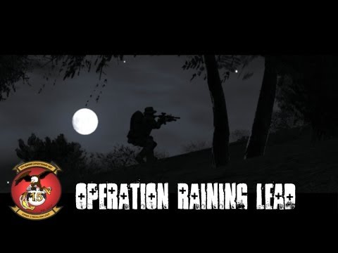 Operation Raining Lead - ArmA 2 Force Recon Stealth Gameplay