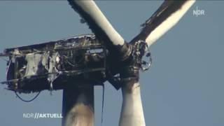 Acidentes e Incêndios em Turbinas Eólicas - Energia Eólica thumbnail