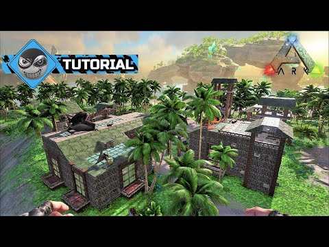 How to build a Hatchery: Ark survival evolved (no mods ...
